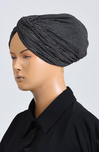 Schwarz Bonnet 1073-01