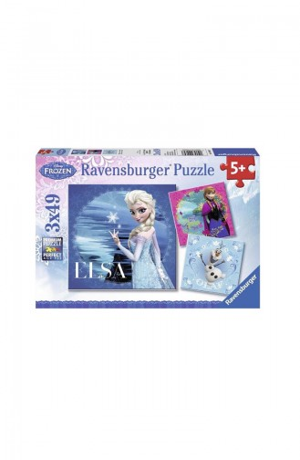 Ravensburger Child 3x49 Puzzle Frozen2 Rav050116 050116
