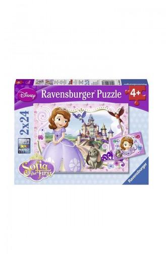 RavensBurger 2x24 Puzzle Sophia nın Mac RAV090860 090860