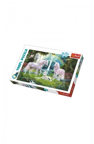 Trefl Puzzle 260 Pieces Unicorns Mgl Tre13240 13240