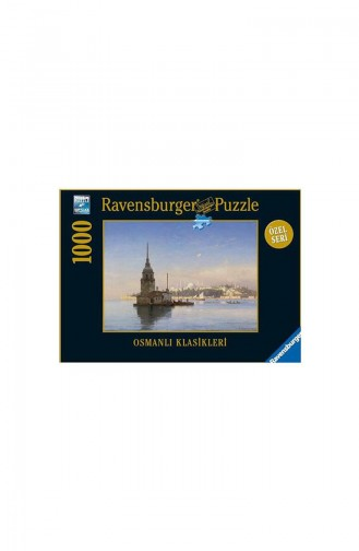 RavensBurger 1000 Parça Puzzle Kız Kulesi RAV191284