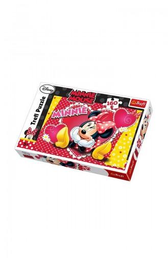 Trefl Puzzle 160 Parça Disney Minnie TRE15220