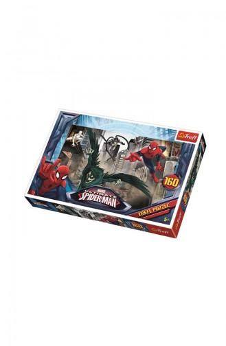 Trefl Puzzle 160 Parça Marvel Spiderman Chasing TRE15319