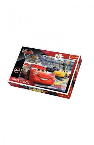 Trefl Puzzle Dısney 160 Cars 3 Accelerate TRE15339