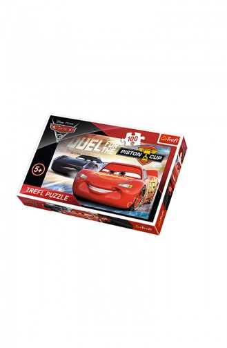 Trefl Puzzle Dısney 100 Cars 3 Piston Cup TRE16313