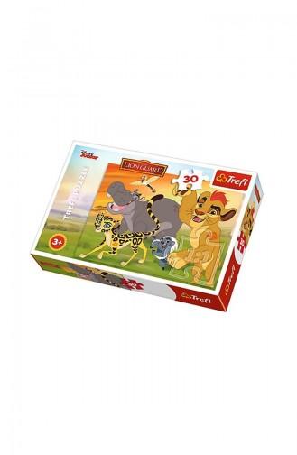 Trefl Puzzle 30 Disney Lion Guard Happily Forw TRE18210