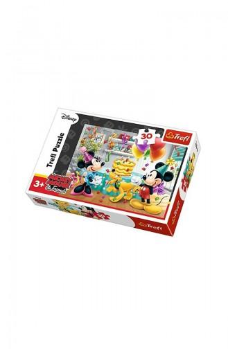 Trefl Puzzle Disney 30 Birthday Cake TRE18211