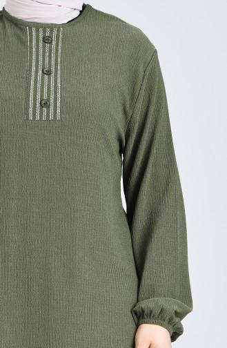 Tunique Khaki 6065-07