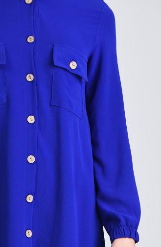 Saks-Blau Tunikas 0081-06