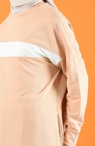 Garnish Sportswear Suit 0831-01 Salmon 0831-01