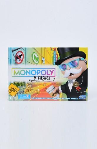 Hasbro Oyun Monopoly Y Kusağı-6 HASE4989 4989