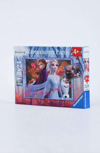RavensBurger Çocuk 2x24 Puzzle Frozen 2 RAV050109