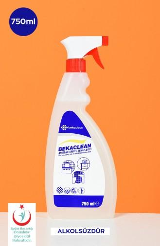 Bekaclean Nettoyant Général Désinfectant Antibactérien 9247 750 ml 9247-02