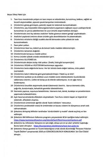 Dörr Birne Weiss Packung 18 Gr 5