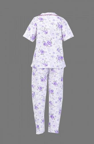 Purple Pyjama 1500-01