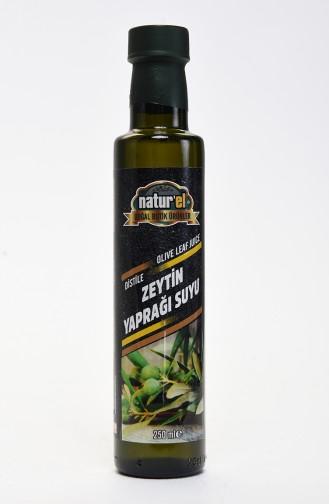 Natural Zeytin Yaprağı Suyu250 GR1013