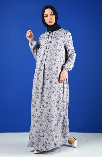 Lilac İslamitische Jurk 1380-03