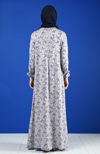 A Pleat Dress 1380-03 Lilac 1380-03