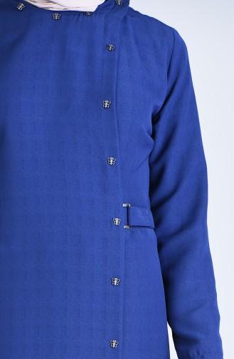 Abaya 6853-05 Bleu Roi 6853-05