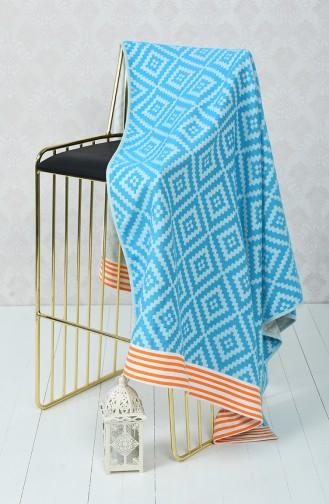 Turquoise Carpet 10012-02