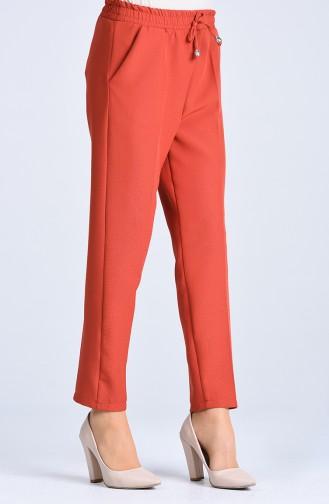 Pantalon Taille Élastique 4088-05 Tabac 4088-05