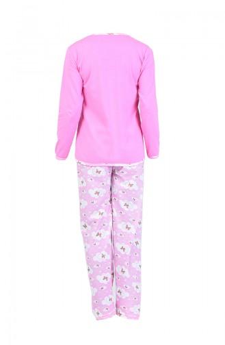 Pink Pyjama 2400-01