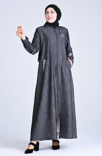 عباءه أسود 1318-03