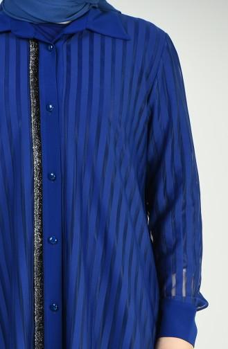 Grösse Grosse Hemd Bluse Zweier Anzug  1278-02 Saks 1278-02