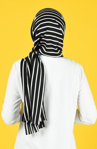 شال أسود 1082-02