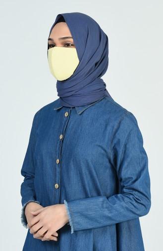 Gesichtsmaske 2000-20 Gelb 2000-20