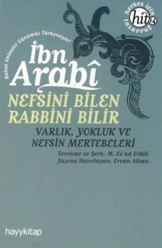 Ercan Alkan Nefsini Bilen Rabbini Bilir 9786054325542