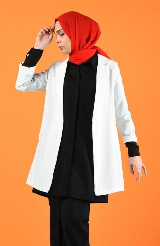 White Jacket 1652-04