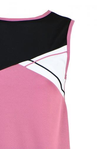 ملابس السباحة زهري باهت 0122-09