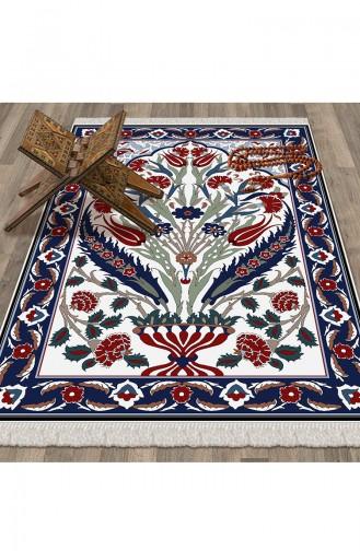 Türkis Gebetsteppisch 1045
