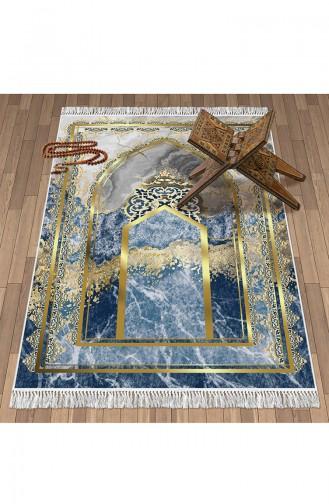 سجادة الصلاة تركواز 1089