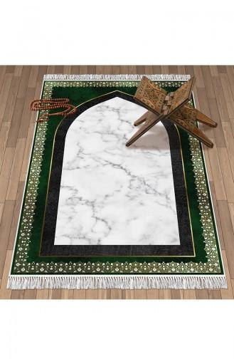 Grün Gebetsteppisch 1113