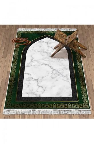 Grün Gebetsteppisch 1114
