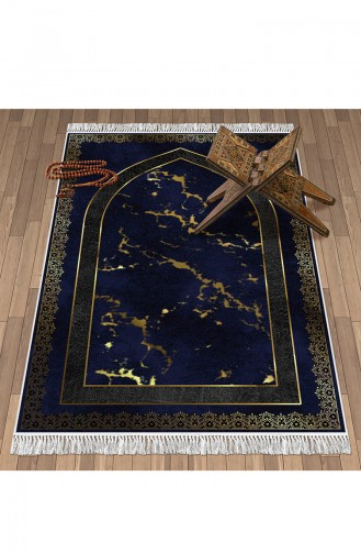 Turquoise Praying Carpet 1119