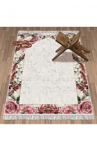 Tapis de Prière Rose 1121