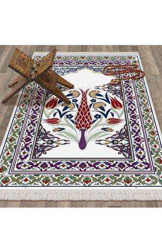Türkis Gebetsteppisch 1048