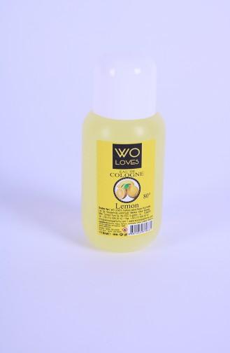 Eau de Cologne au Citron 80 Derece 110 Ml WO-EDC SOBE-WO-EDC