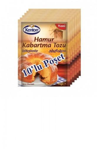 Kenton 10Lu Hamur Kabartma Tozu