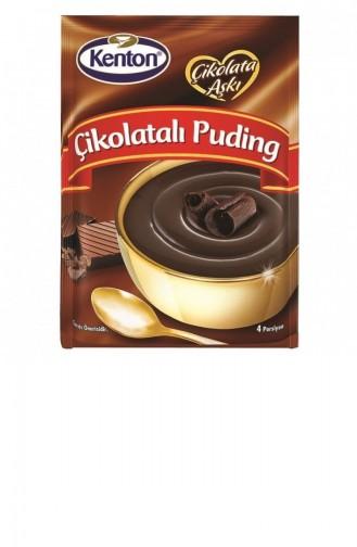 Kenton 100 Gr Çikolata Aşkı Çikolatalı Puding 1201653