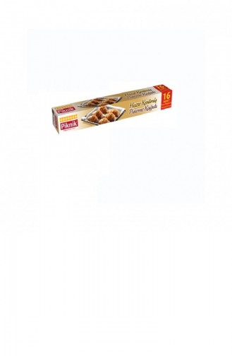 Piknik Emballage papier de cuisson pré-coupé 16 pièces 1201932