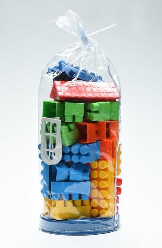 Eğitici Parça Bloklar 49 Parça 901089