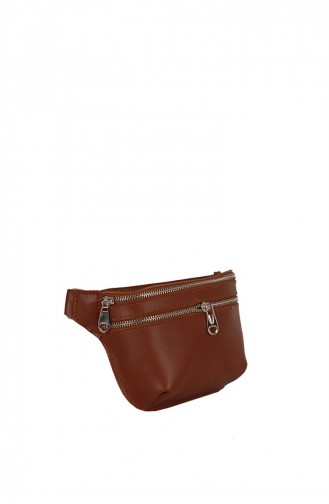 Tobacco Brown Belly Bag 1247589004182