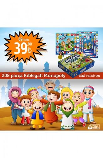 Kıblegah Aile Oyunu 208 Parça