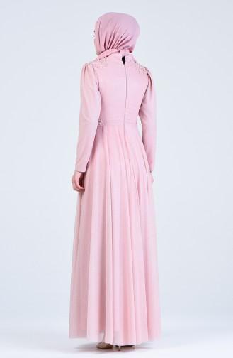 Habillé Hijab Poudre 1551-02