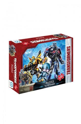 Transformers Puzzle 100 - 1CA5007 5007