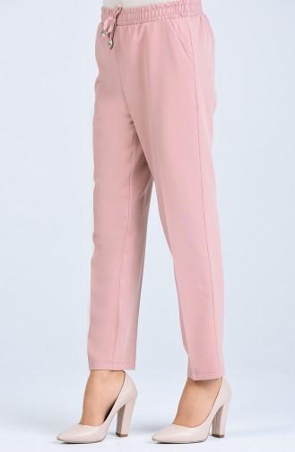Pantalon Taille élastique 4088-07 Poudre 4088-07